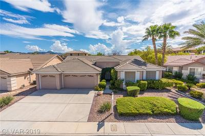 Single Family Home For Sale: 2265 Morning Mesa Avenue