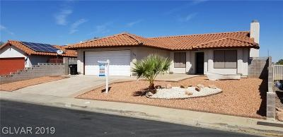Henderson Single Family Home For Sale: 396 Marston Way