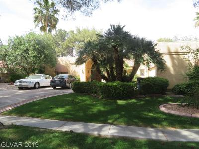Las Vegas NV Single Family Home For Sale: $473,000