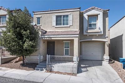 Clark County Single Family Home For Sale: 9136 Entrancing Avenue
