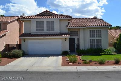 Single Family Home For Sale: 2805 Barrel Cactus Drive