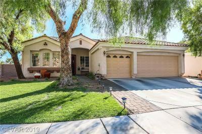Single Family Home For Sale: 2101 Arpeggio Avenue