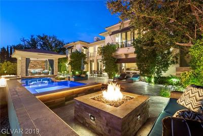 Beleza At Southern Highlands U Single Family Home For Sale: 11817 Oakland Hills Drive