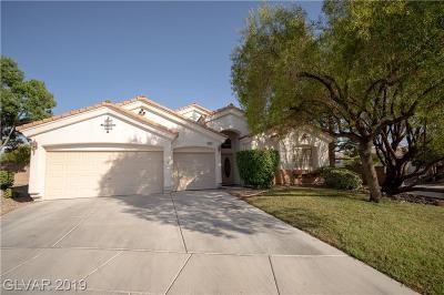 Las Vegas NV Single Family Home For Sale: $422,000