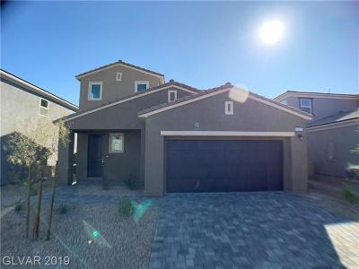 North Las Vegas NV Single Family Home For Sale: $296,490