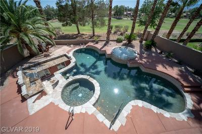 Clark County Single Family Home For Sale: 7833 Rancho Mirage Drive