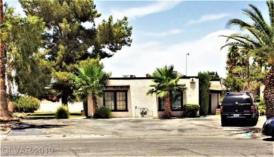 Henderson, Las Vegas Multi Family Home Under Contract - Show: 5061 Ranchovilla Court