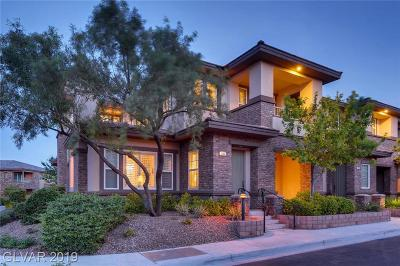Macdonald Foothills Pa-18a Pha, Laguna Bay Townhome Est, Summerlin Village 19 Phase 2-L, Affinity, Summerlin Village 18 Parcel L, V At Lake Las Vegas Condo/Townhouse For Sale: 11280 Granite Ridge Drive #1055