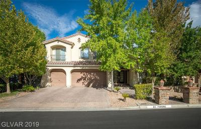 Royal Highlands At Southern, Royal Highlands At Southern Hi Single Family Home For Sale: 11200 Campsie Fells Court