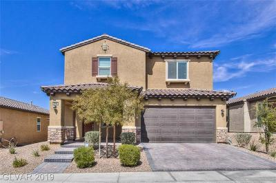 Las Vegas Single Family Home For Sale: 6794 Painted Morning Avenue
