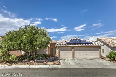 North Las Vegas NV Single Family Home For Sale: $275,000