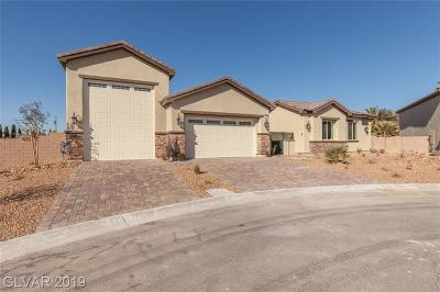Las Vegas NV Single Family Home Under Contract - Show: $1,034,536