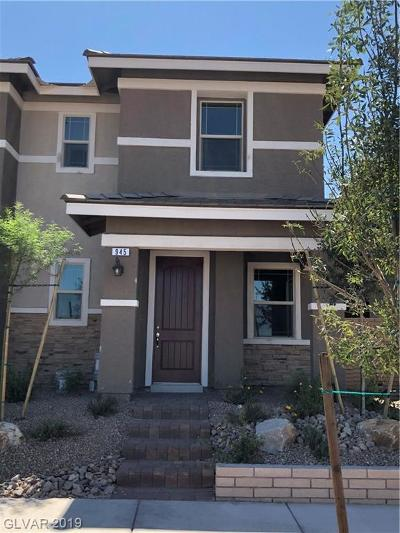 Henderson Condo/Townhouse For Sale: 945 Sunset Road