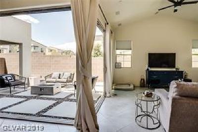 Henderson Single Family Home For Sale: 2275 Sutton Cliff Avenue