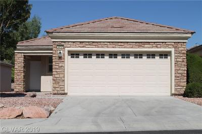 Henderson Single Family Home For Sale: 2312 Celestial Moon Street