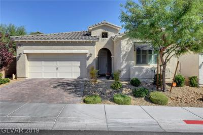Las Vegas NV Single Family Home For Sale: $458,999