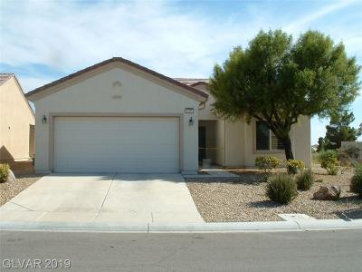 North Las Vegas Single Family Home For Sale: 3509 Kingbird Drive