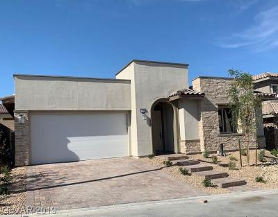 Las Vegas NV Single Family Home For Sale: $618,076