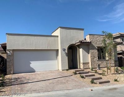 Single Family Home For Sale: 11854 Albissola Avenue
