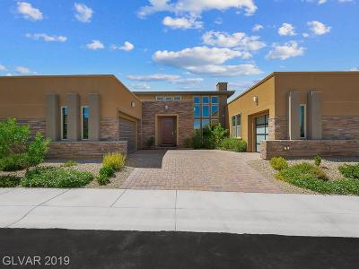 Clark County Single Family Home For Sale: 6809 Mojave Sage Court