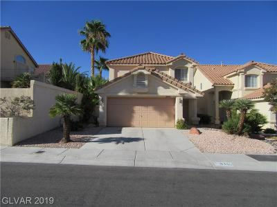 Single Family Home For Sale: 8340 Olive Canyon Drive