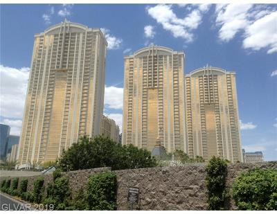 Las Vegas, North Las Vegas High Rise Under Contract - No Show: 135 Harmon Avenue #3609