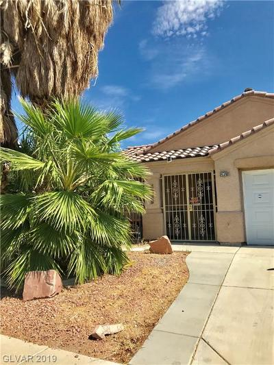 North Las Vegas Single Family Home For Sale: 434 Rancho Del Norte Drive