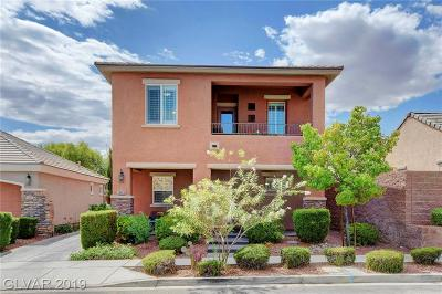Las Vegas Single Family Home For Sale: 10405 Miners Gulch Avenue