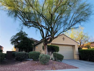 North Las Vegas Single Family Home For Sale: 7021 Diver Avenue