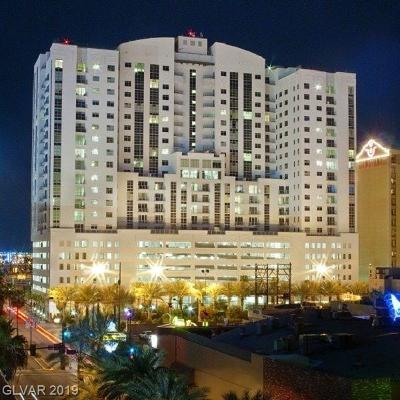Las Vegas, North Las Vegas High Rise For Sale: 150 Las Vegas Boulevard #1906