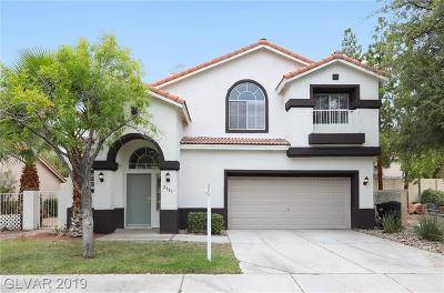 Henderson Single Family Home For Sale: 2181 Hearts Club Drive
