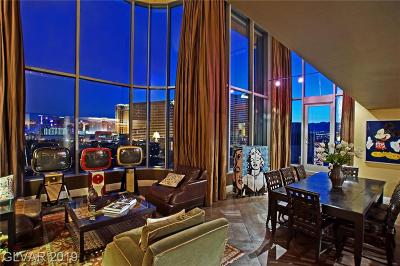 Las Vegas, North Las Vegas High Rise For Sale: 360 East Desert Inn Road #1903