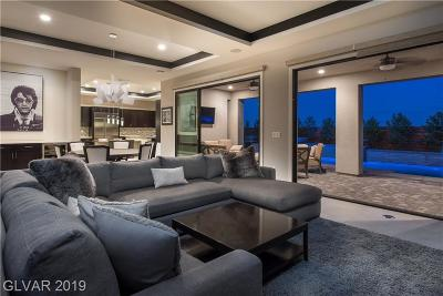Henderson, Blue Diamond, Boulder City, Las Vegas, North Las Vegas, Pahrump Single Family Home For Sale: 74 Pristine Glen Street