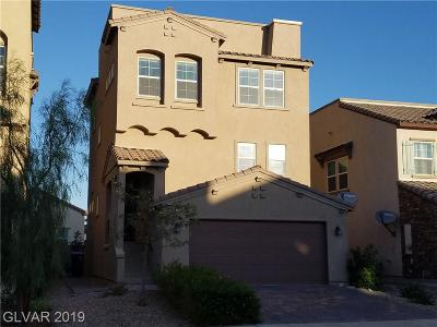 Henderson Single Family Home For Sale: 383 Gracious Way