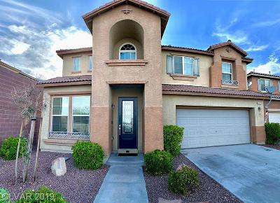 Las Vegas Single Family Home For Sale: 9217 Yellowshale Street