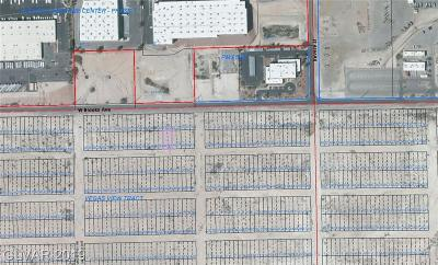 North Las Vegas Residential Lots & Land For Sale: Plymouth Avenue