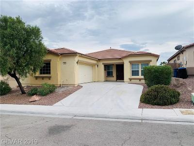 North Las Vegas Single Family Home For Sale: 113 Amethyst Stars Avenue