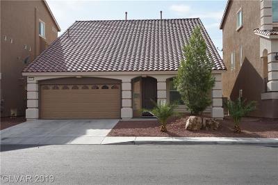 Las Vegas, Henderson Single Family Home For Sale: 9745 Fox Estate Street