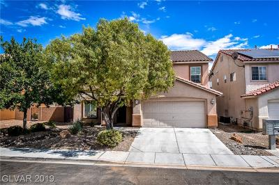 Las Vegas Single Family Home For Sale: 8728 Apiary Wind Street