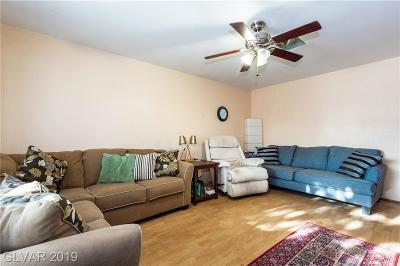 North Las Vegas Single Family Home For Sale: 3125 Van Der Meer Street