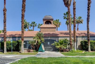 Henderson, Las Vegas Condo/Townhouse For Sale: 220 Mission Catalina Lane #203