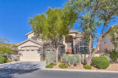 Southern Highlands Single Family Home For Sale: 10628 Porta Romana Court