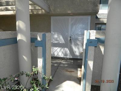 Las Vegas NV Condo/Townhouse For Sale: $162,500