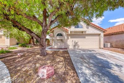 Las Vegas Single Family Home For Sale: 6944 Maple Brook Court