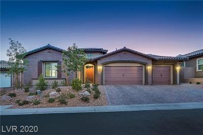 Single Family Home For Sale: 12143 Castilla Rain Avenue