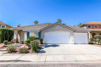 Henderson Single Family Home For Sale: 2388 Thayer Avenue