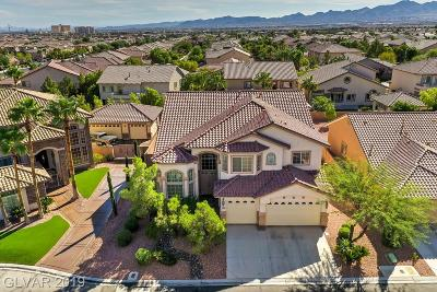 Southern Highlands Single Family Home For Sale: 10534 Torre De Nolte Street