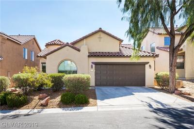 Southern Highlands Single Family Home For Sale: 11240 Campanile Street