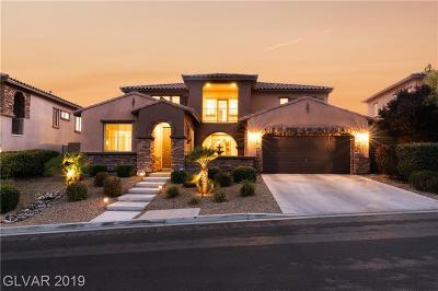 Single Family Home For Sale: 865 Las Palomas Drive