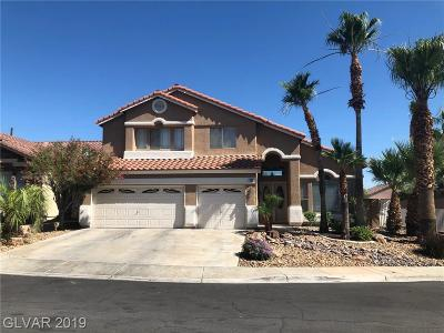 Henderson Single Family Home For Sale: 1586 Signal Butte Way